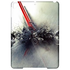 Blast Paint Shadow  Apple Ipad Pro 9 7   Hardshell Case by amphoto