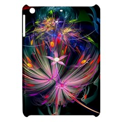 Patterns Lines Bright  Apple Ipad Mini Hardshell Case by amphoto