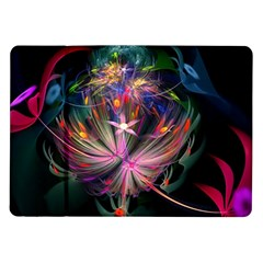 Patterns Lines Bright  Samsung Galaxy Tab 10 1  P7500 Flip Case by amphoto