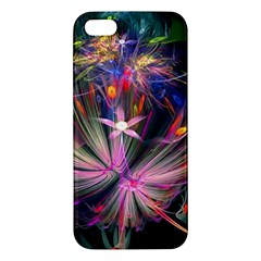 Patterns Lines Bright  Iphone 5s/ Se Premium Hardshell Case by amphoto