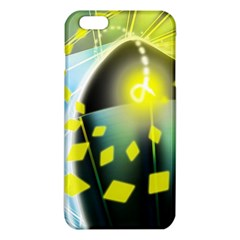 Line Light Form  Iphone 6 Plus/6s Plus Tpu Case by amphoto
