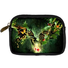 Leaves Explosion Line  Digital Camera Cases by amphoto