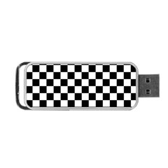 Chess  Portable Usb Flash (two Sides) by Valentinaart