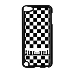 Chess  Apple Ipod Touch 5 Case (black) by Valentinaart