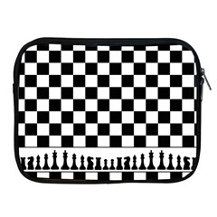 Chess  Apple Ipad 2/3/4 Zipper Cases by Valentinaart