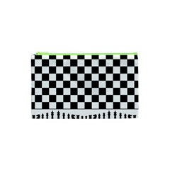 Chess  Cosmetic Bag (xs) by Valentinaart
