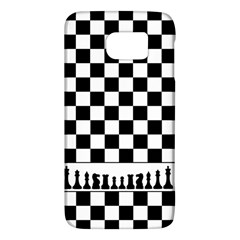 Chess  Galaxy S6 by Valentinaart