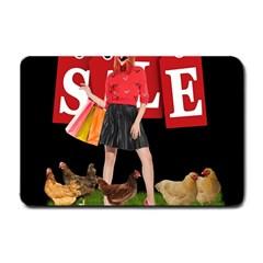 Sale Small Doormat  by Valentinaart