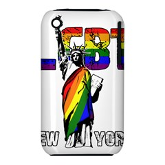 Lgbt New York Iphone 3s/3gs by Valentinaart