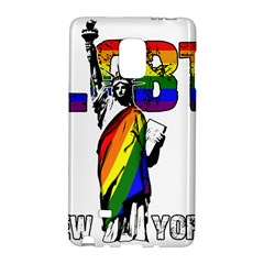 Lgbt New York Galaxy Note Edge by Valentinaart