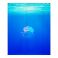 Jellyfish Shower Curtain 60  X 72  (medium)  by Valentinaart