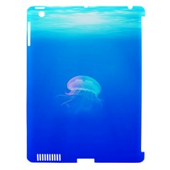 Jellyfish Apple Ipad 3/4 Hardshell Case (compatible With Smart Cover) by Valentinaart