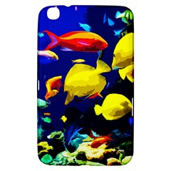 Tropical Fish Samsung Galaxy Tab 3 (8 ) T3100 Hardshell Case  by Valentinaart