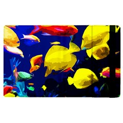 Tropical Fish Apple Ipad Pro 12 9   Flip Case by Valentinaart