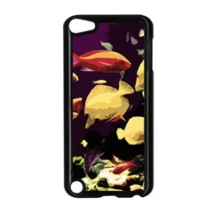 Tropical Fish Apple Ipod Touch 5 Case (black) by Valentinaart