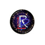 0Alphabet-LPR Hat Clip Ball Marker