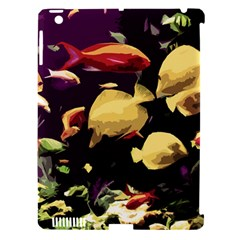 Tropical Fish Apple Ipad 3/4 Hardshell Case (compatible With Smart Cover) by Valentinaart