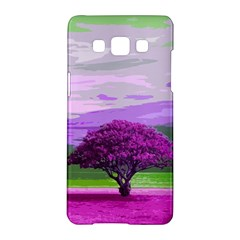 Landscape Samsung Galaxy A5 Hardshell Case  by Valentinaart