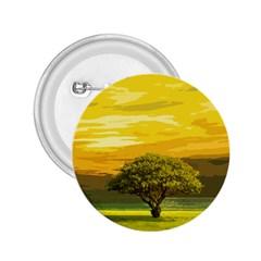 Landscape 2 25  Buttons by Valentinaart