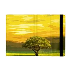 Landscape Apple Ipad Mini Flip Case by Valentinaart