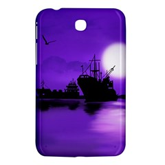 Open Sea Samsung Galaxy Tab 3 (7 ) P3200 Hardshell Case  by Valentinaart