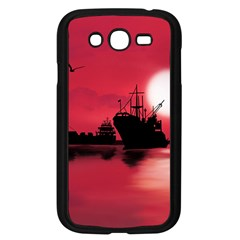 Open Sea Samsung Galaxy Grand Duos I9082 Case (black) by Valentinaart