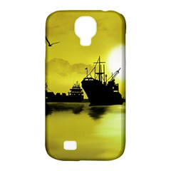 Open Sea Samsung Galaxy S4 Classic Hardshell Case (pc+silicone) by Valentinaart
