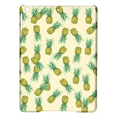 Pineapples Pattern Ipad Air Hardshell Cases by Valentinaart