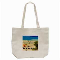 Beach Tote Bag (cream) by Valentinaart