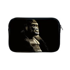Gorilla  Apple Ipad Mini Zipper Cases by Valentinaart