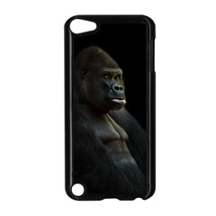 Gorilla  Apple Ipod Touch 5 Case (black) by Valentinaart