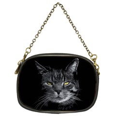 Domestic Cat Chain Purses (one Side)  by Valentinaart