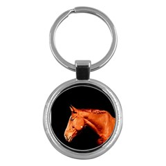 Horse Key Chains (round)  by Valentinaart