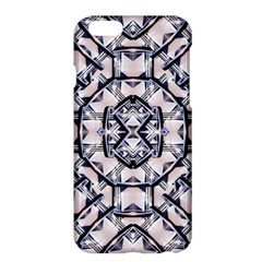 Futuristic Geo Print Apple Iphone 6 Plus/6s Plus Hardshell Case by dflcprints