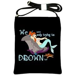 Neverland Shoulder Sling Bag by mundanemagicco