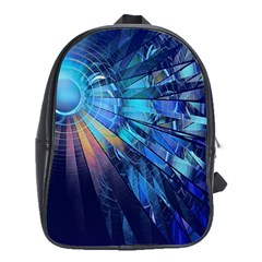 Partition Dive Light 3840x2400 School Bag (xl) by amphoto
