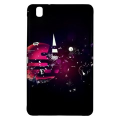 Fragments Planet World 3840x2400 Samsung Galaxy Tab Pro 8 4 Hardshell Case by amphoto