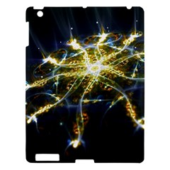 Surface Pattern Light  Apple Ipad 3/4 Hardshell Case by amphoto