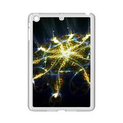 Surface Pattern Light  Ipad Mini 2 Enamel Coated Cases by amphoto