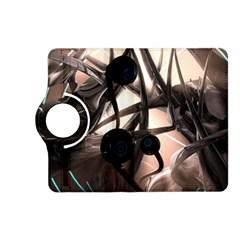 Connection Shadow Background  Kindle Fire Hd (2013) Flip 360 Case by amphoto