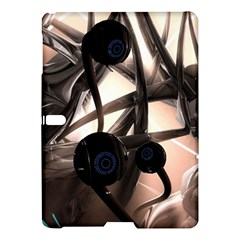 Connection Shadow Background  Samsung Galaxy Tab S (10 5 ) Hardshell Case  by amphoto