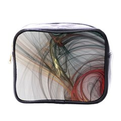 Plexus Web Light  Mini Toiletries Bags by amphoto