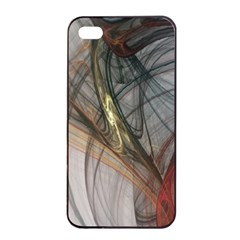 Plexus Web Light  Apple Iphone 4/4s Seamless Case (black) by amphoto
