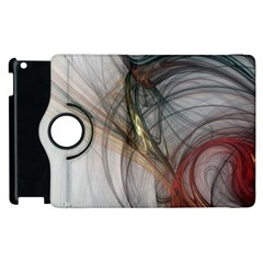 Plexus Web Light  Apple Ipad 3/4 Flip 360 Case by amphoto