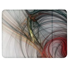 Plexus Web Light  Samsung Galaxy Tab 7  P1000 Flip Case by amphoto