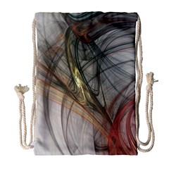 Plexus Web Light  Drawstring Bag (large) by amphoto