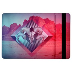 Horns Background Cube  Ipad Air 2 Flip by amphoto