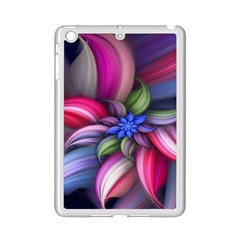 Flower Rotation Form  Ipad Mini 2 Enamel Coated Cases by amphoto
