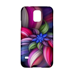 Flower Rotation Form  Samsung Galaxy S5 Hardshell Case  by amphoto