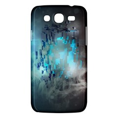 Something Light Abstraction  Samsung Galaxy Mega 5 8 I9152 Hardshell Case  by amphoto